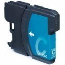 COMPATIBLE CON BROTHER DCP-130C/330C/540CN/750CW CYAN