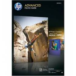 PAPEL HP A3 GLOSSY INK FOTO 20 HOJAS