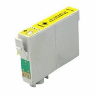 COMPATIBLE CON EPSON STYLUS D78-D92-DX4000-DX5000 AMARILLO